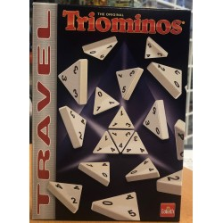 TRIOMINOS TRAVEL de chez GOLIATH NEUF