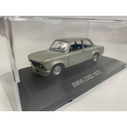 BMW 2002 GRISE 1972 SOLIDO 1/43