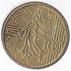 France 2006 10 CENTIMES EURO