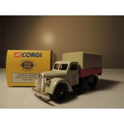 FORD CANVAS-BACK TRUCK 1939 LU BEIGE