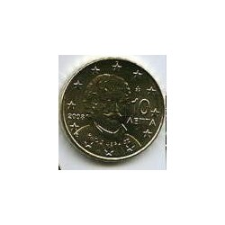 GRECE 2008 10 CENTIMES SUP