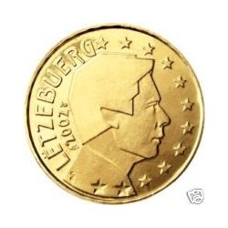 Luxembourg 2002 20 CENTIMES...