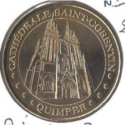 29 QUIMPER CATHEDRALE ST CORENTIN N° 1 2007 SUP