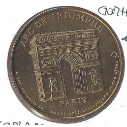 75 PARIS ARC DE TRIOMPHE N° 1 CNMHS 2003 SUP