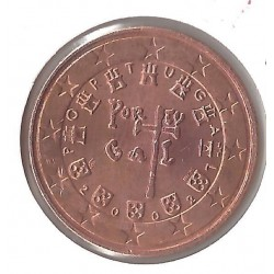 Portugal 2002 5 CENTIMES SUP-