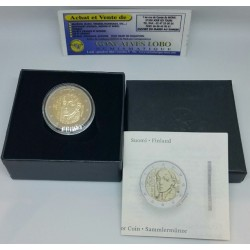 FINLANDE B.E  2012 commemorative