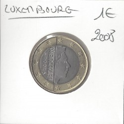 Luxembourg 2008 1 EURO  SUP