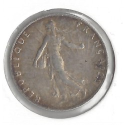50 CENTIMES ROTY 1898 TTB