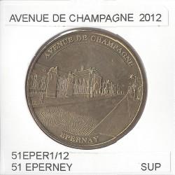 51 EPERNEY AVENUE DE CHAMPAGNE 2012  SUP