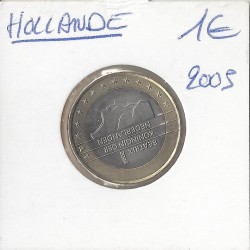 HOLLANDE (PAYS-BAS) 2005 1 EURO SUP