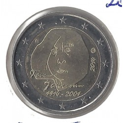 FINLANDE 2 €URO COMMEMORATIVE 2014