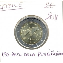 ITALIE COMMEMORATIVE 2011