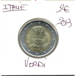 ITALIE COMMEMORATIVE 2013 VERDI