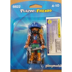 6822 Playmo-Friends PLAYMOBIL FLIBUSTIER PIRATE