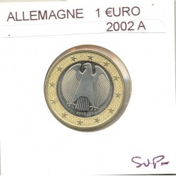 Allemagne 2002 A 1 EURO SUP