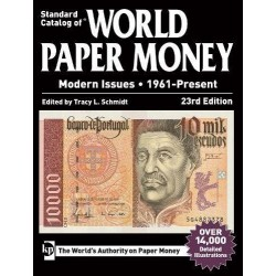 WOLD PAPER MONEY 1960-2012