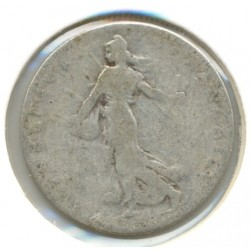 50 CENTIMES ROTY 1903 B