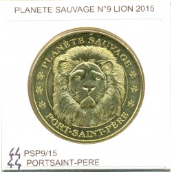 44 PORT SAINT PIERRE PLANETE SAUVAGE LION 2015