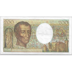FRANCE 200 Francs MONTESQUIEU 1983 G.019 TTB+