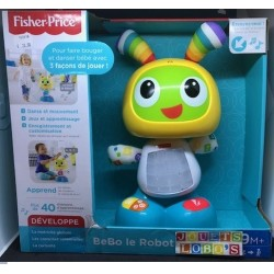 BEBO LE ROBOT de chez FISHER PRICE NEUF