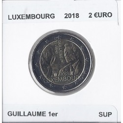 LUXEMBOURG 2018 2 EURO...