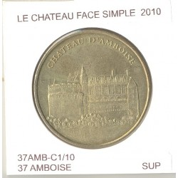 37 AMBOISE LE CHATEAU FACE SIMPLE 2010 SUP