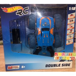 BUGGY HOT WHEELS RADIO COMMANDE DOUBLE SIDE de chez  MONDO MOTORS NEUF