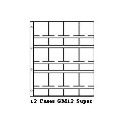 PAGES 12 CASES LUXE ( Super...