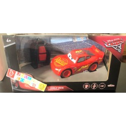 VOITURE RC FLASH MC QUEEN DISNEY PIXAR CARS 3 DE CHEZ MAJORETTE