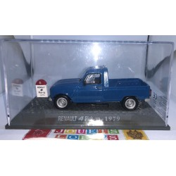 RENAULT 4 PICK-UP 1979 1/43 BOITE