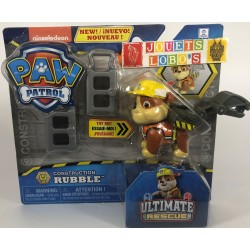 PAW PATROL RUBBLE CONSTRUCTION de chez SPIN MASTER NEUF