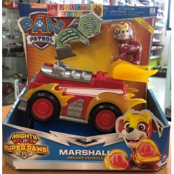 PAW PATROL MIGHTY PUPS SUPER PAWS MARSHALL de chez SPIN MASTER NEUF
