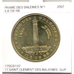 17 SAINT CLEMENT DES BALEINES Numero 1 ILE DE RE 2007 SUP