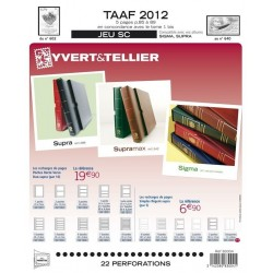 FEUILLE COMPLEMENTAIRE TAAF...
