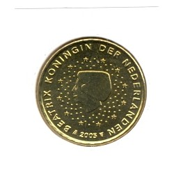 HOLLANDE ( PAYS-BAS) 2005 10 CENTIMES SUP