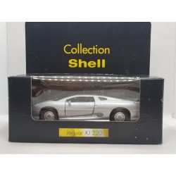 JAGUAR XJ 220 COLLECTION SHELL 1/43 BOITE D'ORIGINE