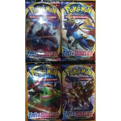 4 BOOSTER 10 CARTES POKEMON 2020 EPEE ET BOUCLIER