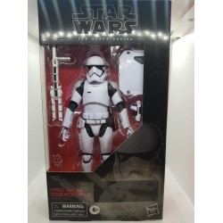 FIGURINE STAR WARS THE BLACK SERIES STORMTROOPER PREMIER ORDRE de chez HASBRO NEUF