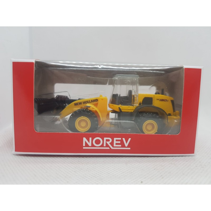 CHARGEUR NEW HOLLAND W190C NOREV 1/54 BOITE D'ORIGINE NEUF