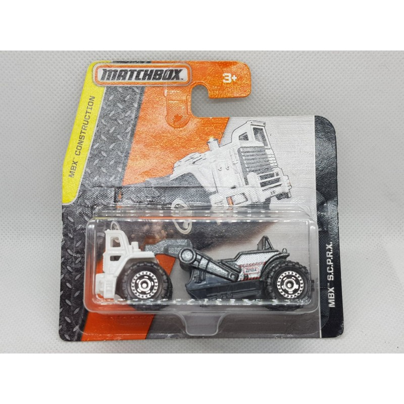 MATCHBOX MBX S.C.P.R.X. 2015 MBX CONSTRUCTION